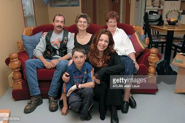 Rendezvous With Isabelle Boulay At Home In Canada Isabelle BOULAY retourne dans son village natale de MATANE en Gaspésie au CANADA la chanteuse...