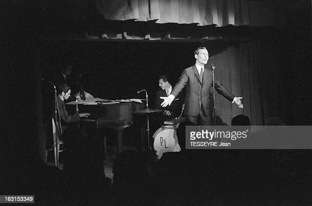 Rendezvous With Jean Pierre Ferland Author Composer Performer From Quebec En octobre 1962 l' auteur compositeur et interprète québécois JeanPierre...