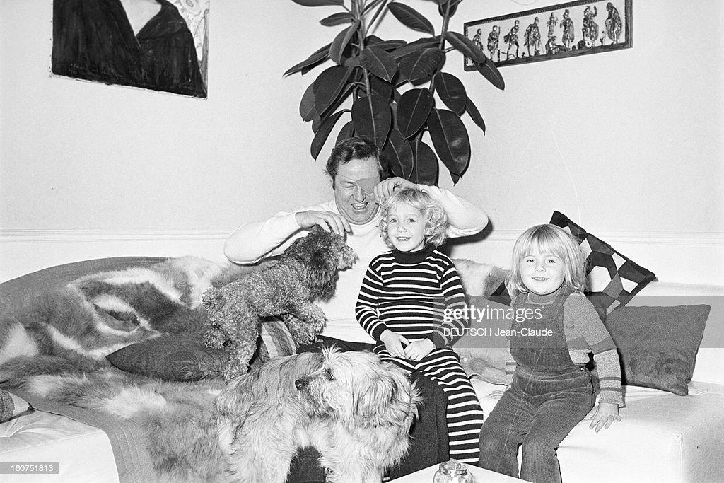 Rendezvous With Jean-marie Le Pen With Family : Photo d'actualité