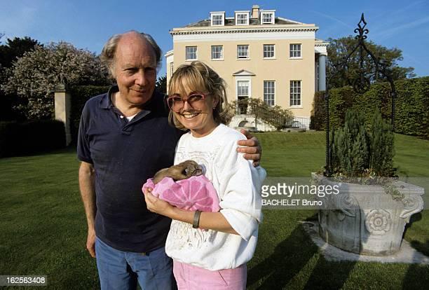 Rendezvous With John Aspinall Creator Of Howletts Park Kent région de Canterbury 22 Mai 1985 Reportage sur John ASPINALL créateur du Parc de Howletts...