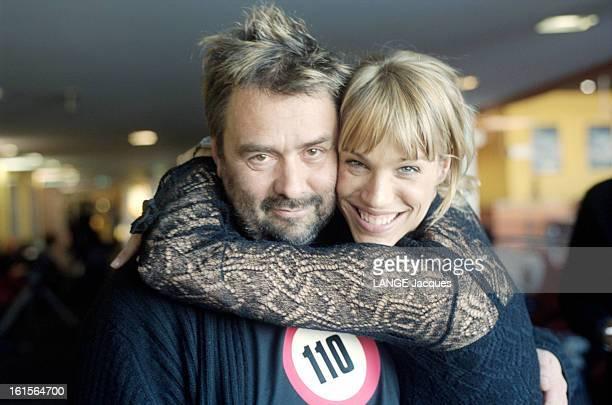 Rendezvous With Luc Besson And The Team Of Film taxi 3 Rendezvous avec Luc BESSON et l'équipe du film ' TAXI 3 ' dont il est le scénariste et...