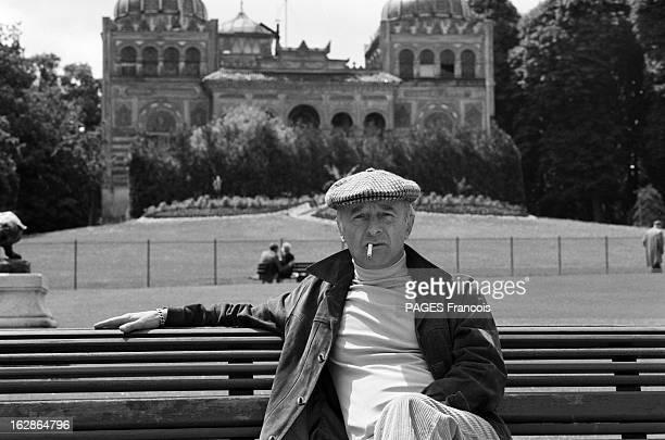 Rendezvous With Michel Audiard France Paris 26 juin 1978 le dialoguiste scénariste réalisateur et écrivain français de cinéma Michel AUDIARD vient...