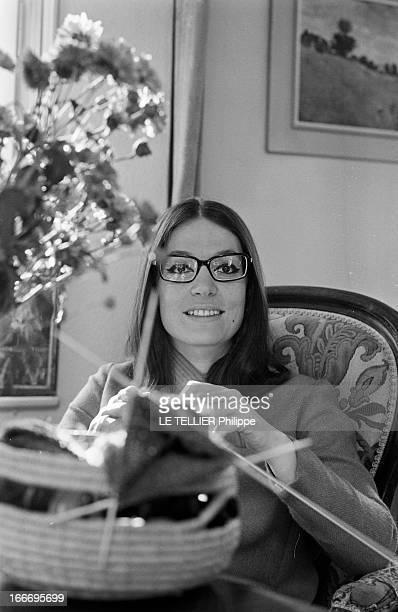 Rendezvous With Nana Mouskouri. Le 19 octobre 1967 : la chanteuse grecque Nana MOUSKOURI se produit cette année-là dans la célèbre salle de spectacle...