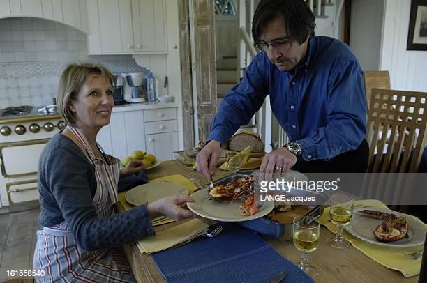 Rendezvous With Olivier Roellinger A 50 ans Olivier ROELLINGER vient de décrocher trois étoiles au Michelin pour son restaurant de CANCALE 'La maison...