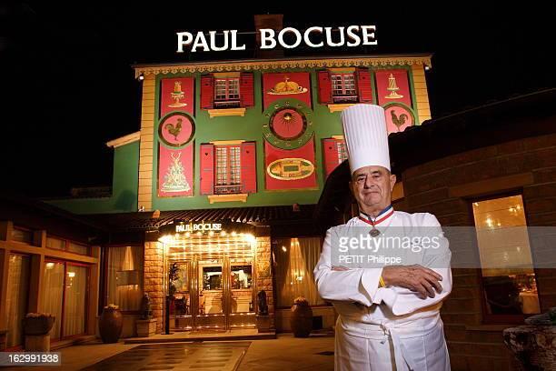 Rendezvous With Paul Bocuse Paul Bocuse nous reçoit dans son restaurant l'Auberge du Pont de Collonges