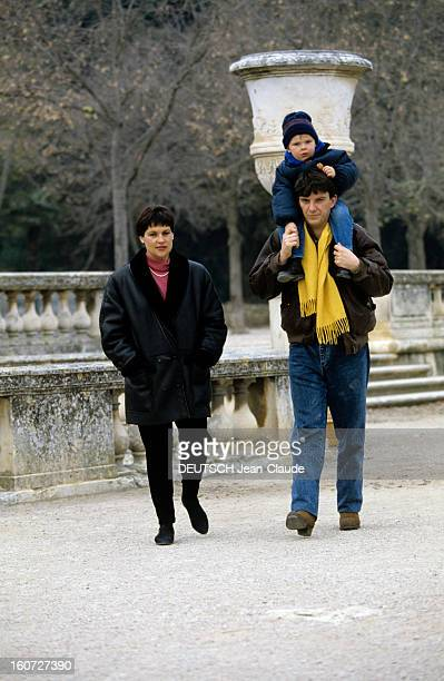 Rendezvous With Philippe Berta Cnrs Researcher In Macronuclear Biology In Montpellier Montpellier 30 Décembre 1990 Philippe BERTA chercheur au CNRS...