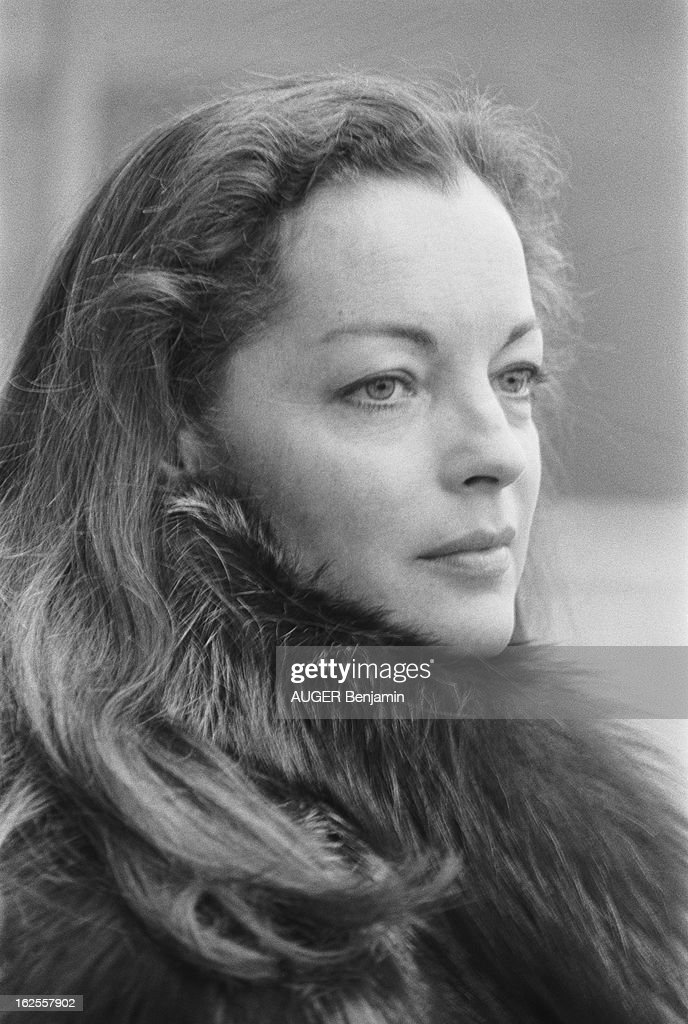 Fabuleux Rendezvous With Romy Schneider In Rome Pictures | Getty Images IB01
