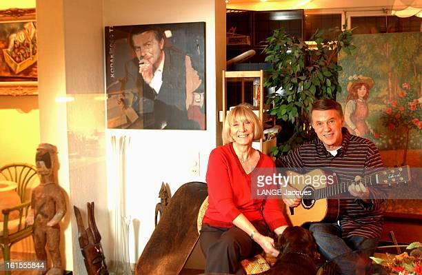 Rendezvous With Salvatore Adamo Salvatore ADAMO ouvre les portes de sa maison de BRUXELLES six mois après avoir été victime d'une hémorragie...