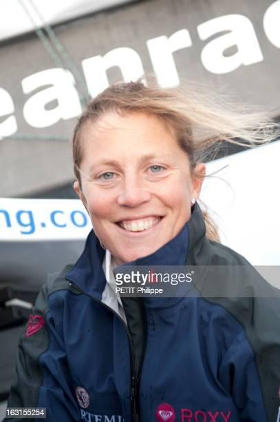 Rendezvous With Samantha Davies Depuis plusieurs semaines Samantha DAVIES s'entraîne en Bretagne au large de PortLaForêt pour la 9ème édition de la...