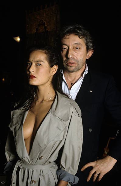rendezvous with serge gainsbourg at home with bambou. Black Bedroom Furniture Sets. Home Design Ideas
