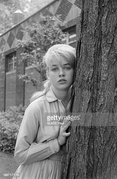Rendezvous With Sue Lyon Lolita In Stanley Kubrick Film En juin 1962 aux EtatsUnis en extérieur dans un zoo de New York l'actrice américaine Sue LYON...