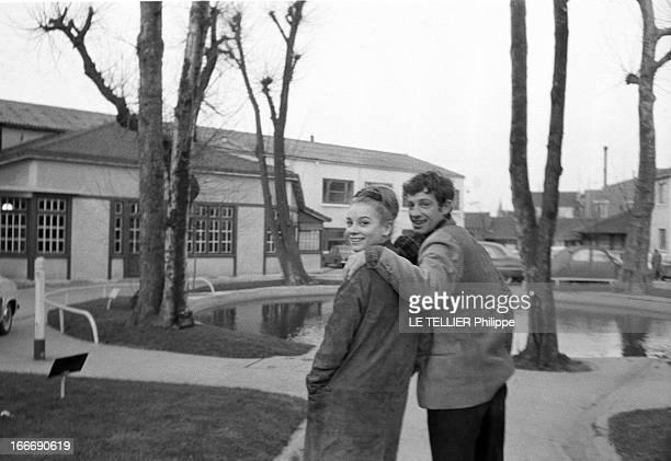 Rendezvous With The Belmondo Family La danseuse Muriel BELMONDO est venue retrouver son grand frère JeanPaul qui tourne 'un singe en hiver' aux...