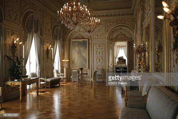 Rendezvous With The Prince Albert Ii Of Monaco Le prince ALBERT II DE MONACO reçoit Paris Match à l'occasion d'une grande exposition en la mémoire de...