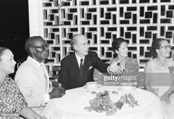 Rendezvous With Valery Giscard D'estaing And His Wife Anne ...