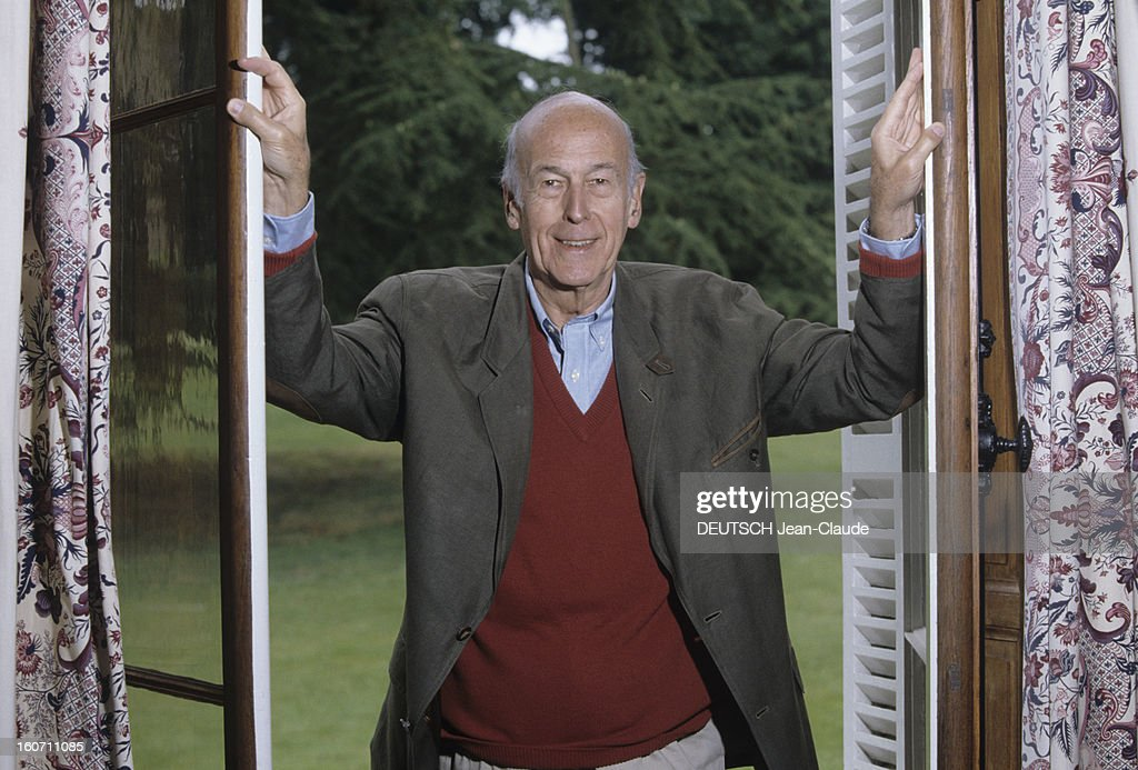 Rendezvous With Valery Giscard DEstaing Pictures  Getty Images