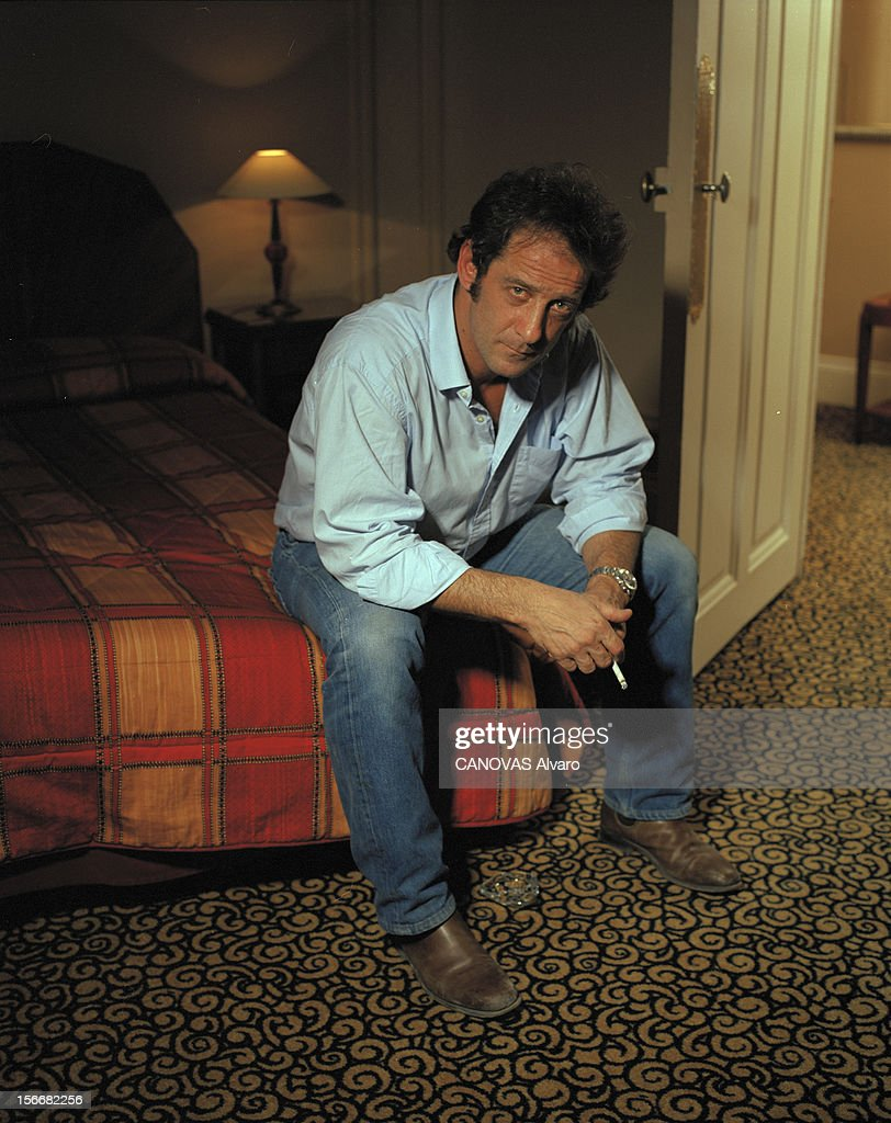 Vincent Lindon French Actor.. Vincent Lindon was previously married to Sandrine Kiberlain (1998 - 2009).