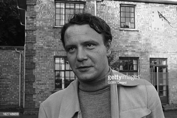 Rendezvous With Vladimir Bukovsky En 1978 à Cambridge en Angleterre portrait de l' ancien dissident soviétique Vladimir BOUKOVSKY ou BOUKOVSKI en...