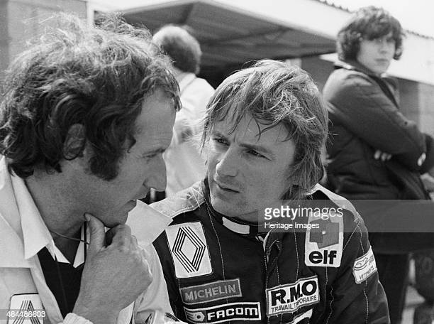 Rene Arnoux 1981 He was a member of the factory Renault turbo team from 1979 to 1982 and won the French Grand Prix in 1982 In 1983 he joined Ferrari...