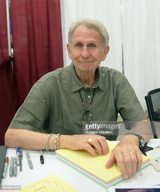 Rene Auberjonois attends Florida Supercon on July 1 2016 in Miami Florida