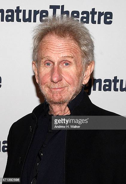 Rene Auberjonois attends the 2015 Signature Theatre Gala at The Signature Center on April 27 2015 in New York City