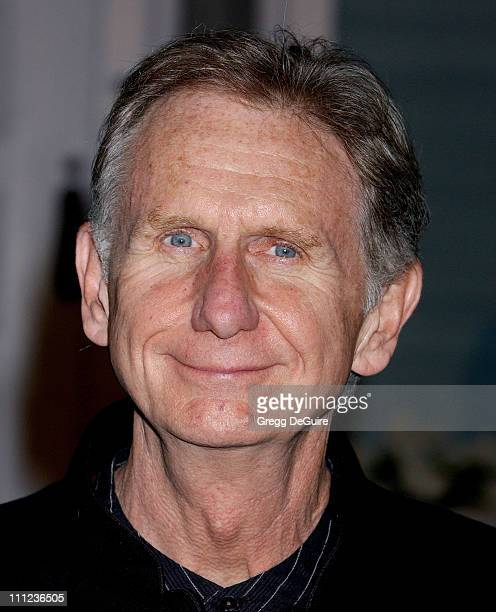 Rene Auberjonois during 2005 ABC Winter Press Tour Party Arrivals at Universal Studios in Universal City California United States