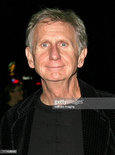 Rene Auberjonois during Academy of Television Arts Sciences An Evening with Boston Legal at Leonard H Goldenson Theater in North Hollywood California...