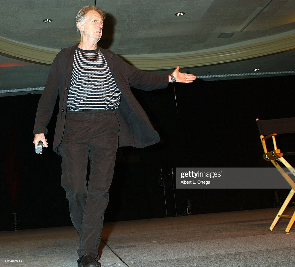 Creation Entertainment Presents The 2005 Official Star Trek Convention - Day Four : News Photo