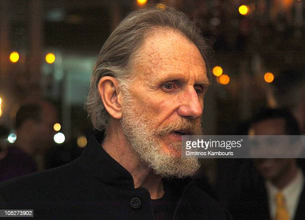 Rene Auberjonois during Opening Night of Sly Fox After Party at Tavern On The Green in New York City New York United States