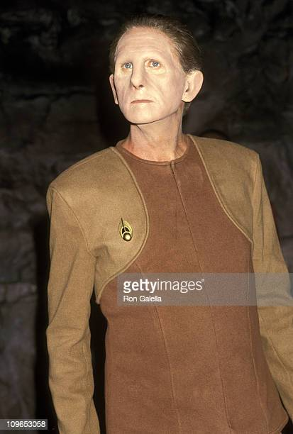 Rene Auberjonois during Star Trek Deep Space Nine Press Conference September 2 1992 in Hollywood California United States