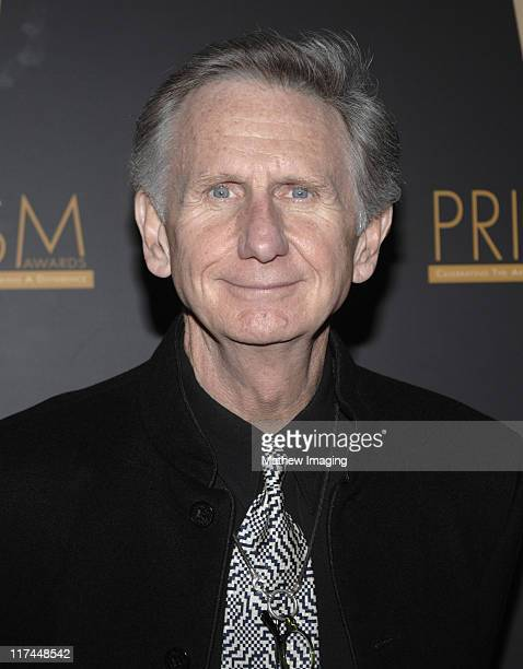 Rene Auberjonois during The 11th Annual PRISM Awards Arrivals at The Beverly Hills Hotel in Beverly Hills California United States