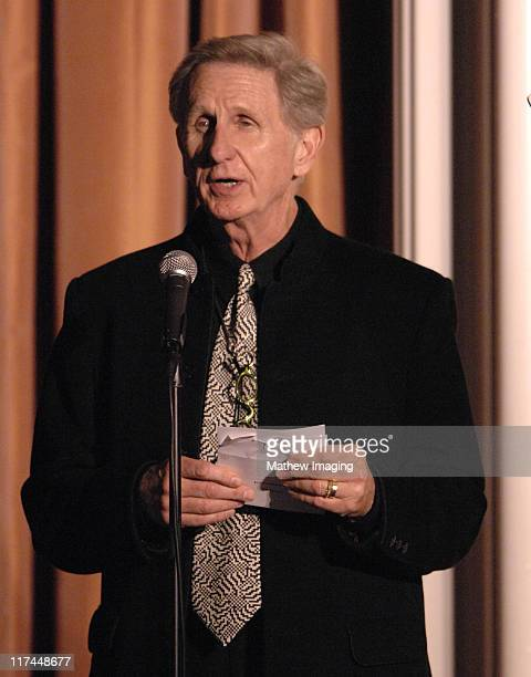 Rene Auberjonois during The 11th Annual PRISM Awards Award Ceremony at Beverly Hills Hotel in Beverly Hills California United States