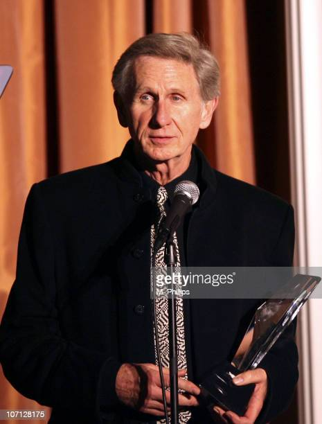 Rene Auberjonois during The 11th Annual PRISM Awards Show at The Beverly Hills Hotel in Beverly Hillis California United States