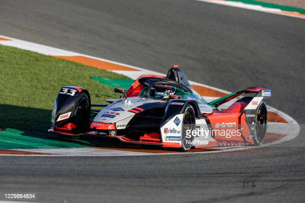 Rene , Audi Sport ABT Schaeffler, Audi e-ton FE07, action during the ABB Formula E Championship official pre-season test at Circuit Ricardo Tormo in...