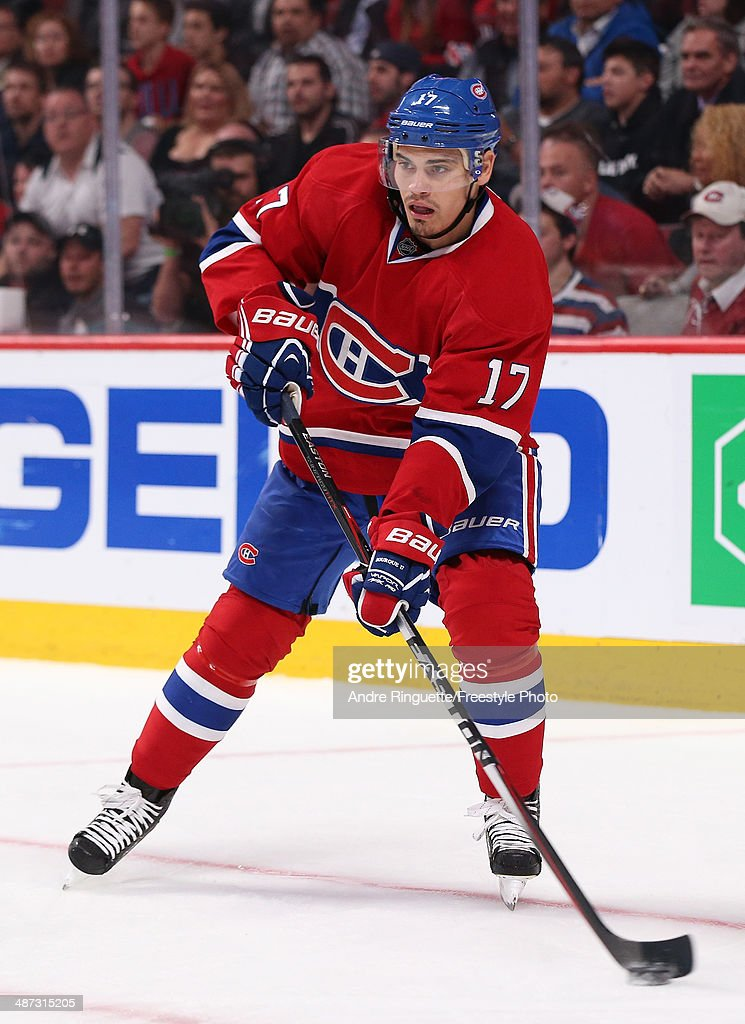 Tampa Bay Lightning v Montreal Canadiens - Game Four : News Photo