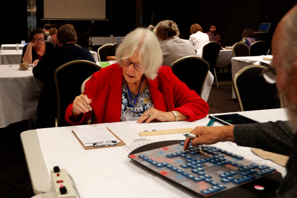 AUS: Contenders Compete For Australian Title At 2021 National Scrabble Championship