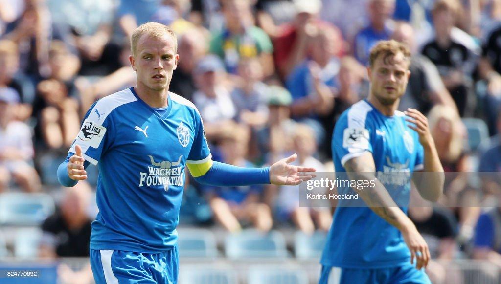 FC Carl Zeiss Jena v SC Fortuna Koeln - 3. Liga