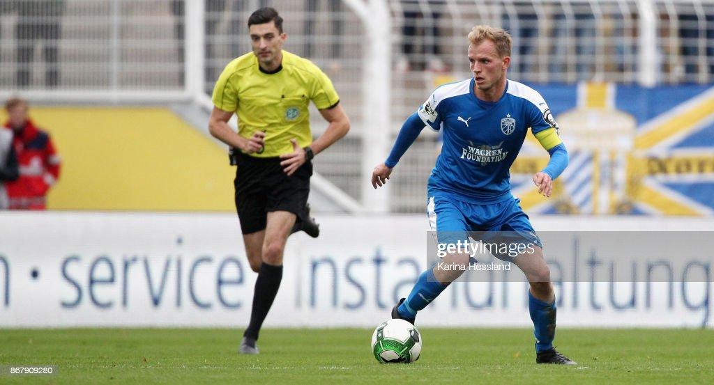 FC Carl Zeiss Jena v SC Paderborn 07 - 3. Liga