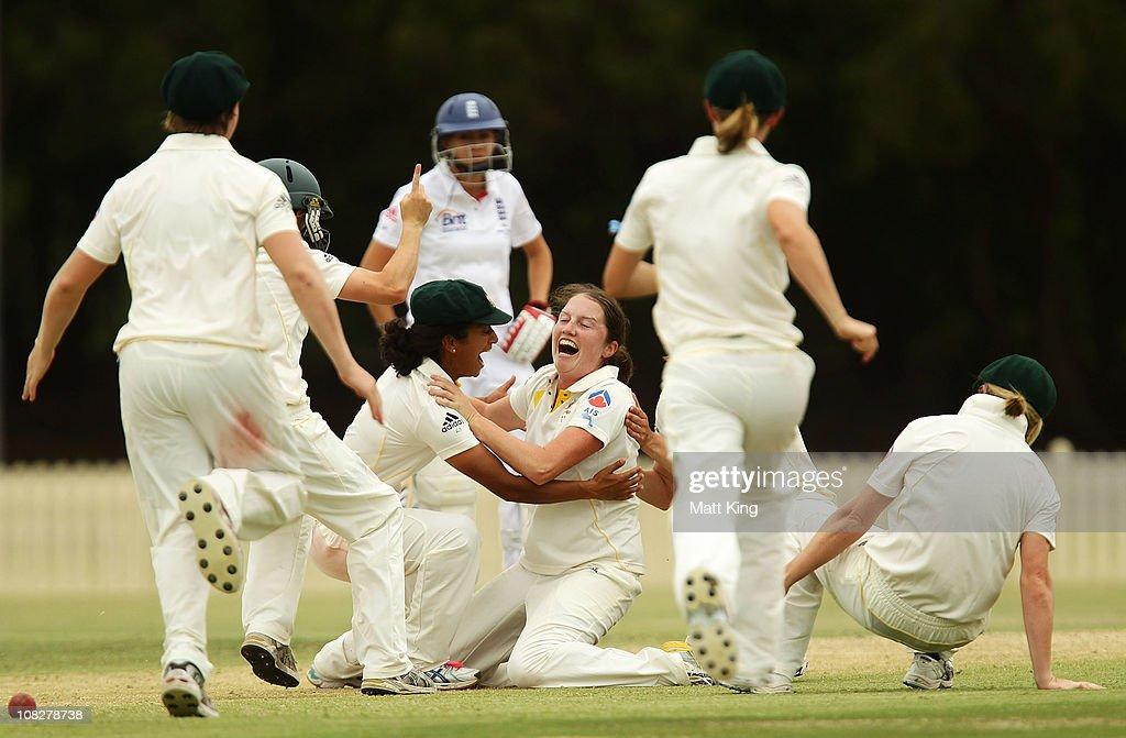 Australia v England - Day 3