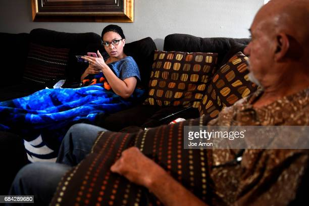 Rene LimaMarin's wife Jasmine looks to her fatherinlaw Eli Borges while trying to reconnect with her husband after getting news he had been moved...