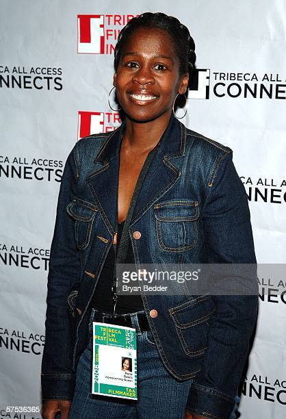 Rene N. Rawls attends the TAA Closing Night Party during the 5th Annual Tribeca Film Festival May 4, 2006 in New York City.