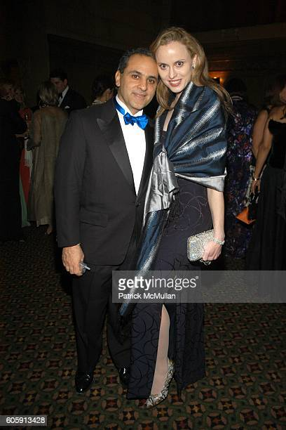 Rene Pierre Azria and Alexis Azria attend The FrenchAmerican Aid for Children's 65th Annual Debutante Ball at Cipriani 42nd Street on April 28 2006...