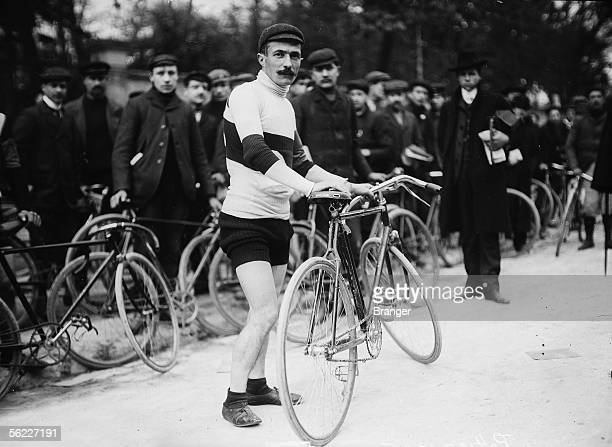 Rene Pottier french racing cyclist Tour de France 1905