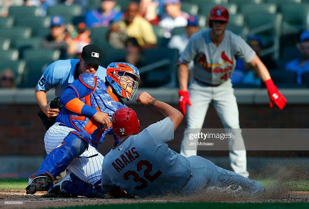 St Louis Cardinals v New York Mets - Game One