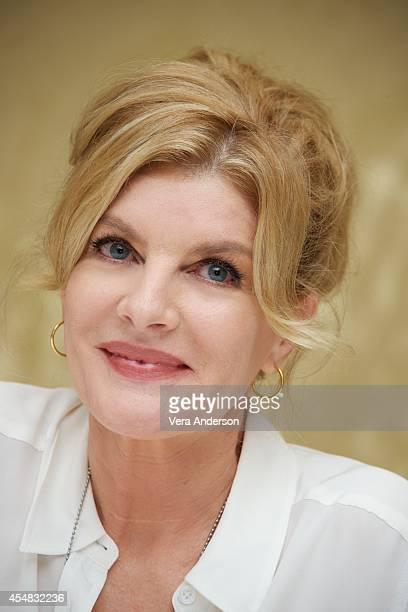 Rene Russo at the Nightcrawler Press Conference at The Fairmont Royal York Hotel on September 5 2014 in Toronto Ontario