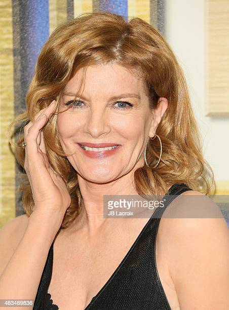 Rene Russo attends the 2015 Writers Guild Awards LA Ceremony at the Hyatt Regency Century Plaza on February 14 2015 in Century City California