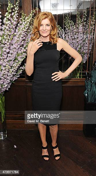 Rene Russo attends the Icons of Style dinner hosted by Michael Kors and Vanity Fair on May 14 2015 in London United Kingdom