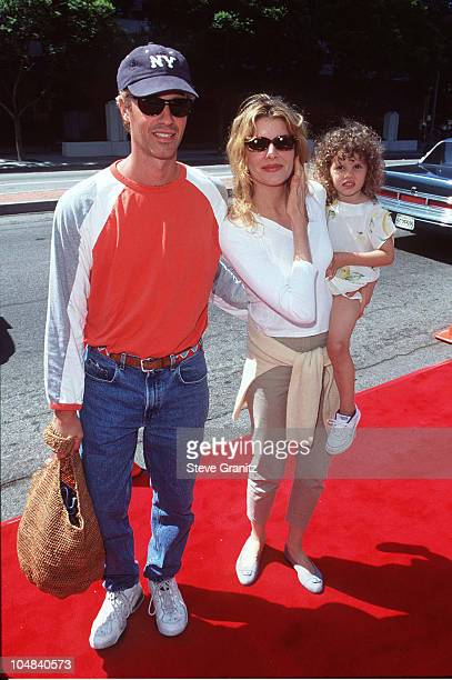 Rene Russo Dan Gilroy and Daughter Rose during Matilda Los Angeles Premiere at Mann Culver Plaza Theatre in Culver City California United States
