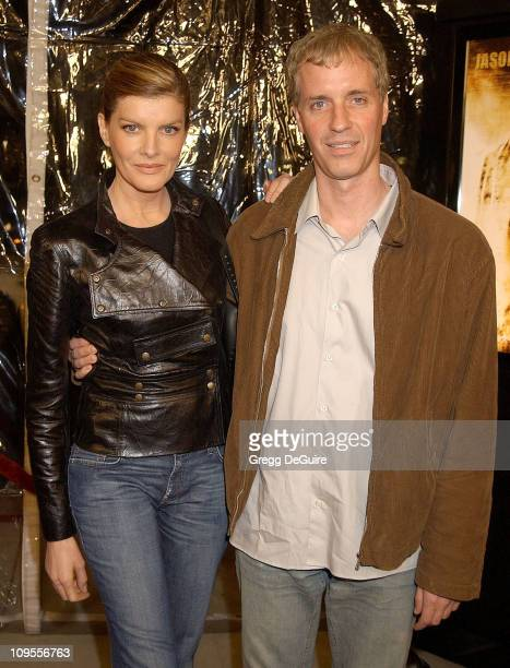 Rene Russo Dan Gilroy during 'Narc' World Premiere Los Angeles at Academy of Motion Picture Arts Sciences in Beverly Hills California United States