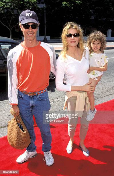 Rene Russo Dan Gilroy Rose during Matilda Los Angeles Premiere at Mann Culver Plaza Theatre in Culver City California United States