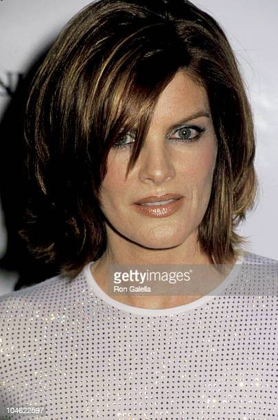 Rene Russo during 18th Annual CFDA American Fashion Awards at The Armory in New York City New York United States